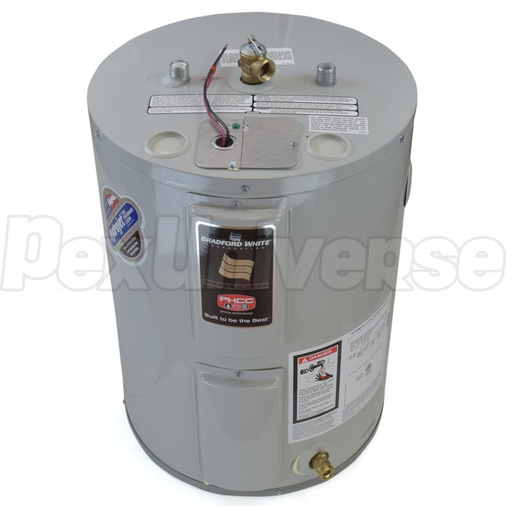 Bradford White Re250l6 1ncww Lowboy Electric Water Heater