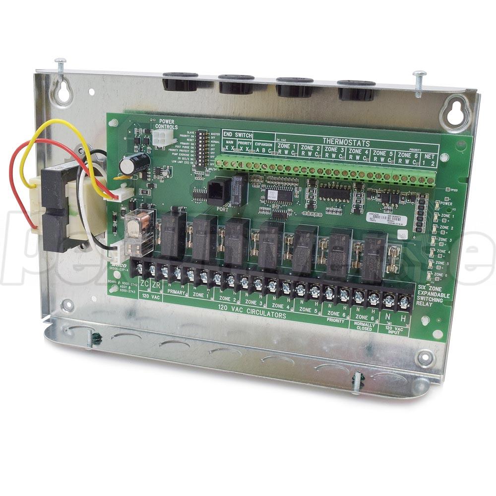 Taco Circulator Pump Relay Wiring Diagrams