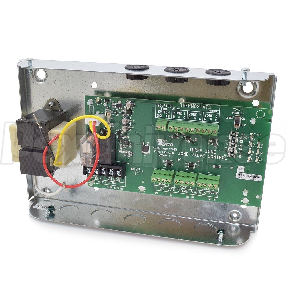 Taco Valve Wiring