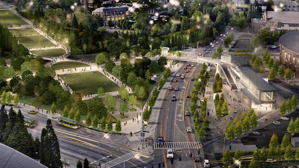 Peyser Associates  Sound Transit WA ULink Light Rail