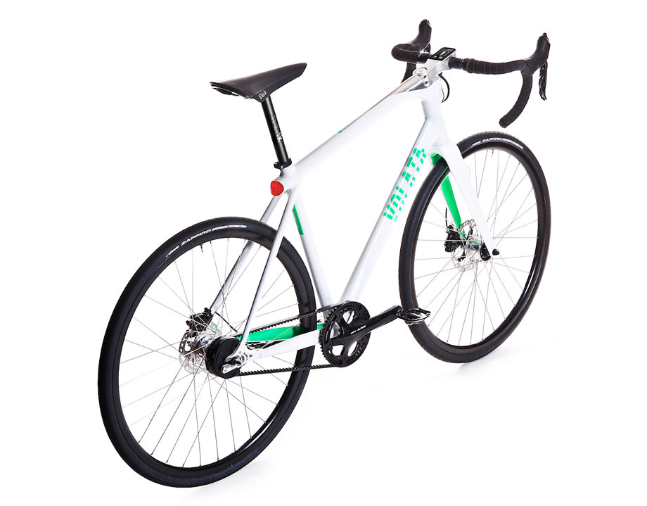Volata Introduces World's First Premium High-Tech Bicycle