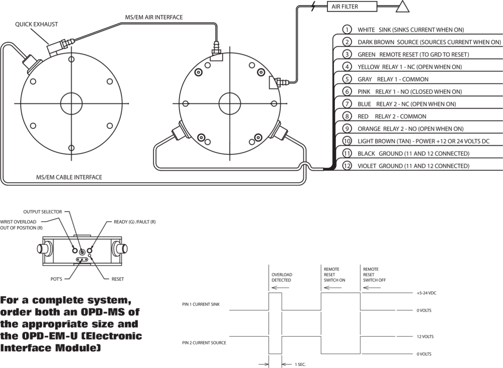 medium resolution of customer interface wiring diagram