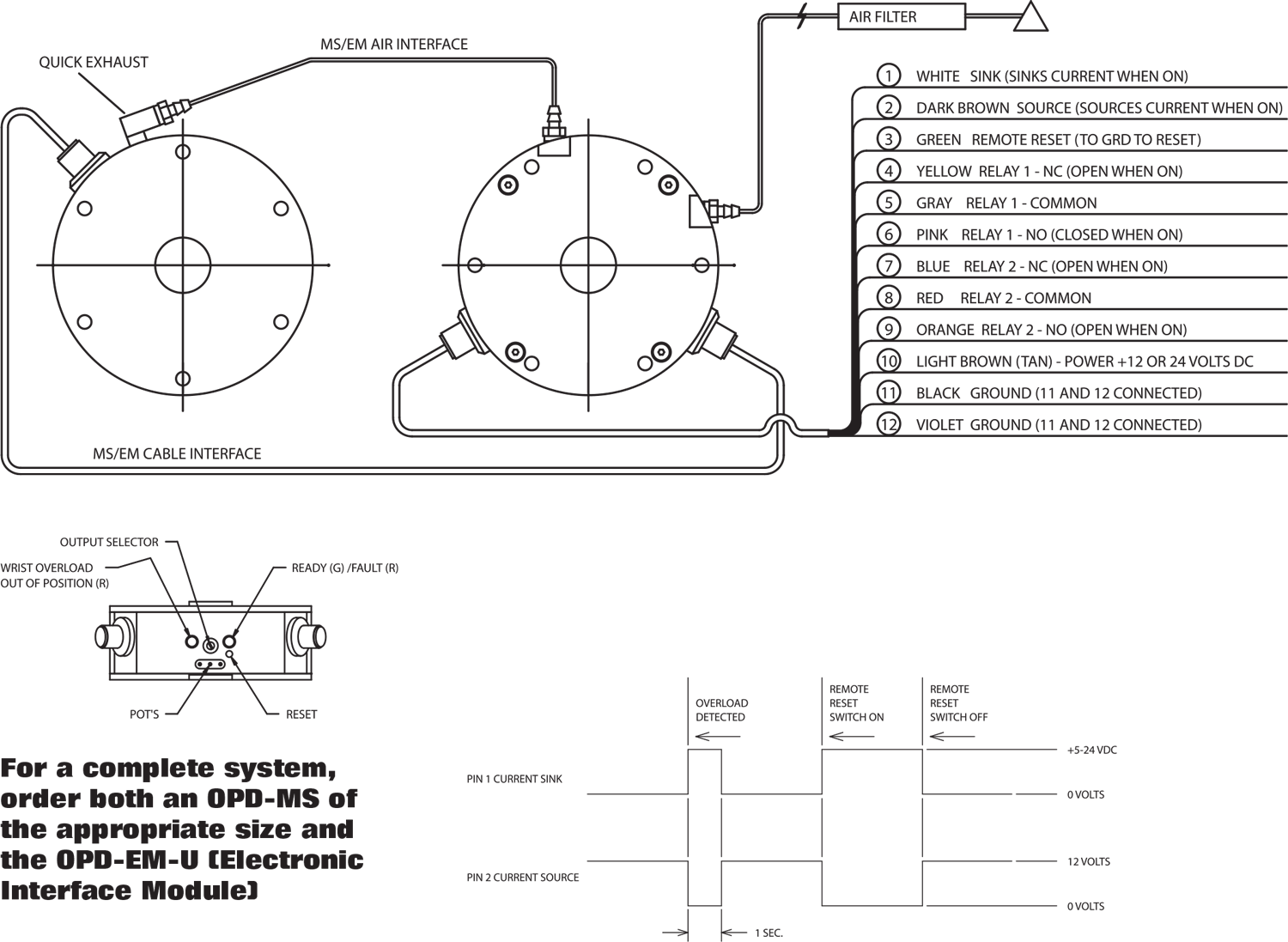 hight resolution of customer interface wiring diagram