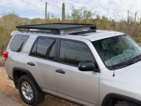 Toyota 4Runner (5th Gen) Slimline II Roof Rack Kit - by ...