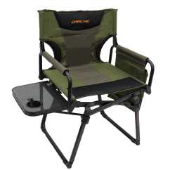Compact Camping Chair Babies Sit Up Directors Folding W Drink Holder Khaki Fire Fly Series Darche