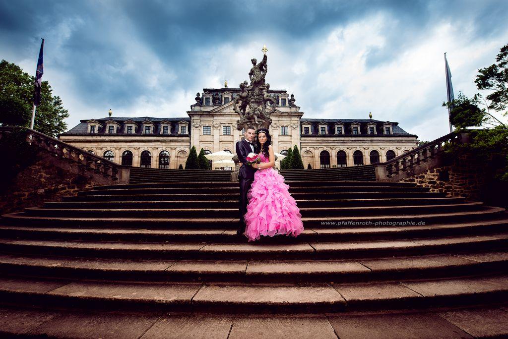 Hochzeit in Fulda