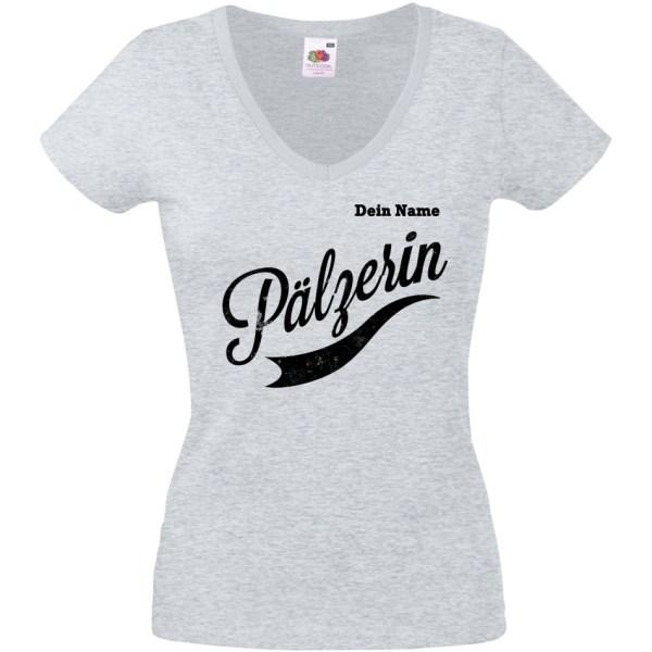PFALZFANS Pfälzer Schorle-Weinfest-T-Shirt PÄLZERIN