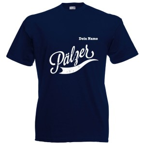PFALZFANS Pfälzer Schorle-Weinfest-T-Shirt PÄLZER