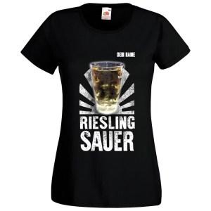 PFALZFANS Pfälzer Schorle-Weinfest-T-Shirt Lieblingsschorle Riesling sauer