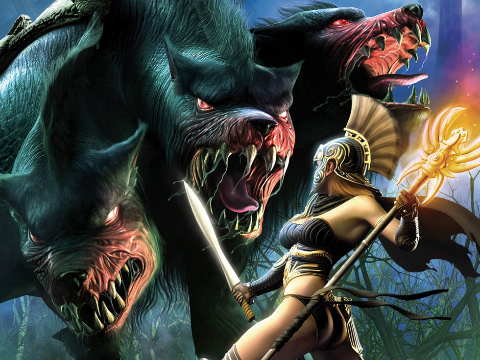 Titan Quest: Immortal Throne game review