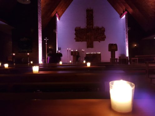 Adventsmeditation der Firmlinge
