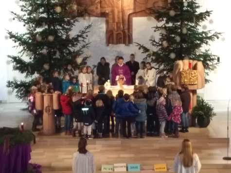 Familiengottesdienste im Advent