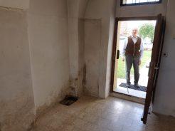 Renovierung Sakristei Högling 2020