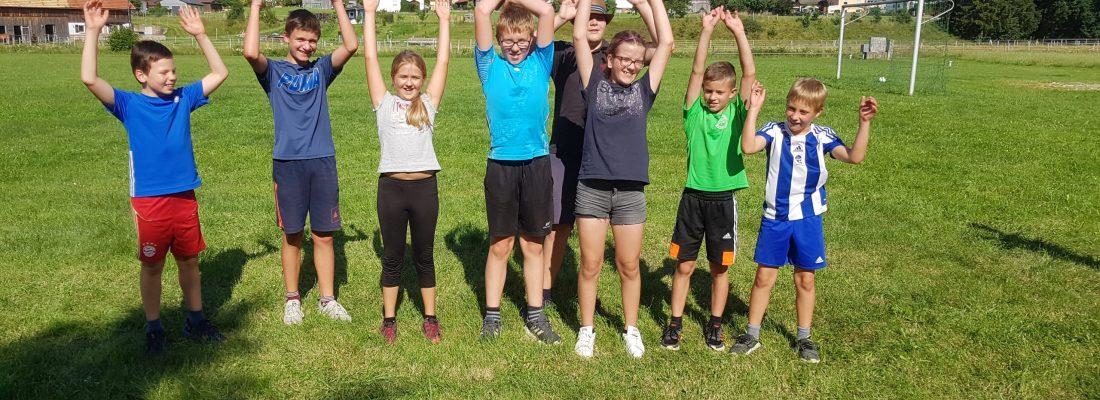 Ministrantenvölkerballturnier bringt Minis zusammen
