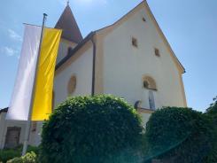 Alte Kirche St. Ulrich - Patrozinium 4.7.