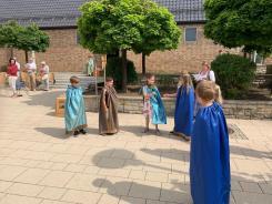 Familiengottesdienst zum Kirchweihsonntag