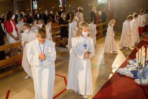 Erstkommunionfeier 2021
