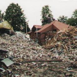 Der Abriss einer Kirche ist kein leichter Schritt.