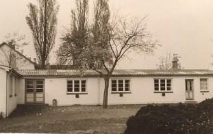 Ab 15.11.1953 musste der Sonntagsgottesdienst in die Tagesstätte verlegt werden.