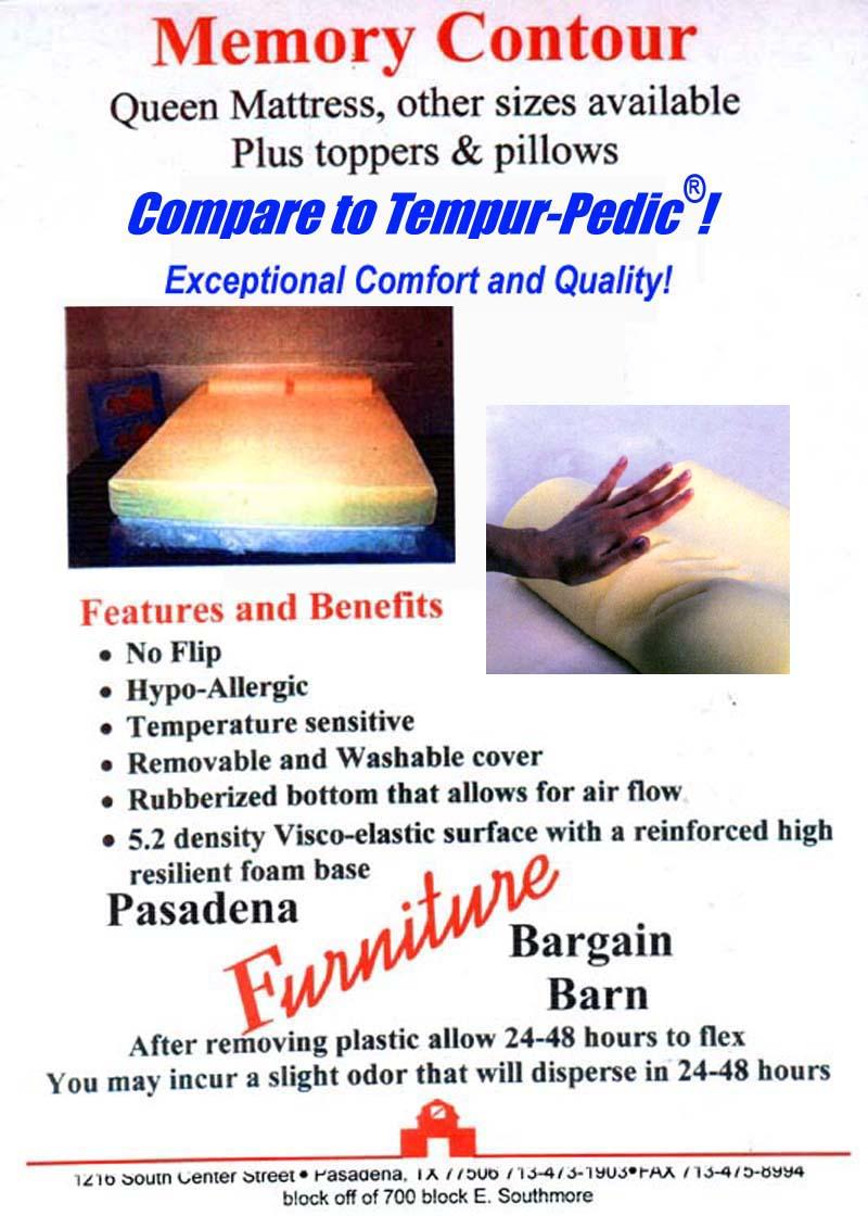 Pasadena Furniture Bargain Barn Product Listing 7134731903