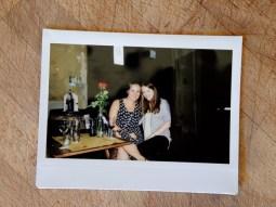Das Cena mit Laura in meinem Restaurant