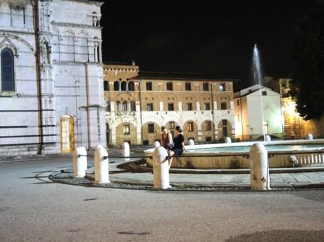 Irgendwo in Lucca