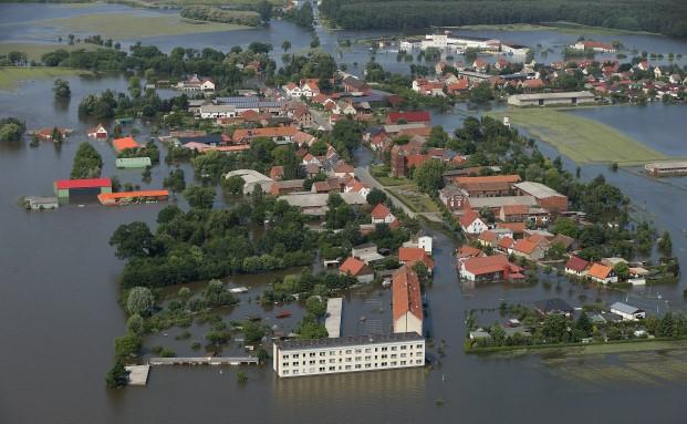 berschwemmungen und ihre Folgen Versicherungspflicht fr Elementarschden  Pfefferminzia