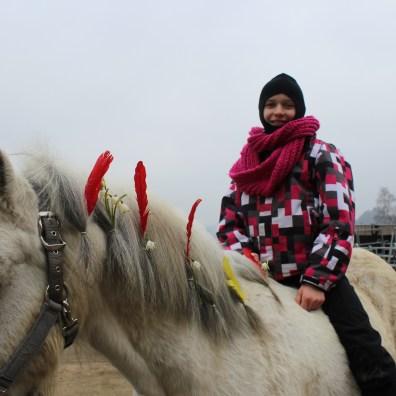 Pferd und Kind, Reiten in Obwalden
