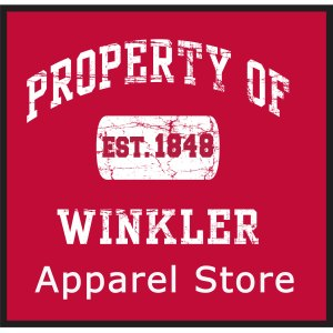 Winkler Elementary School- Store will be open until November 21, 2018