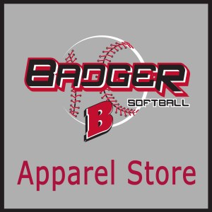 Badger Softball - Store will be open until March 22nd, 2019.