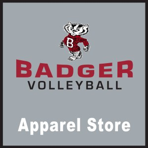 Badger Volleyball-Store will be opened until XXX.