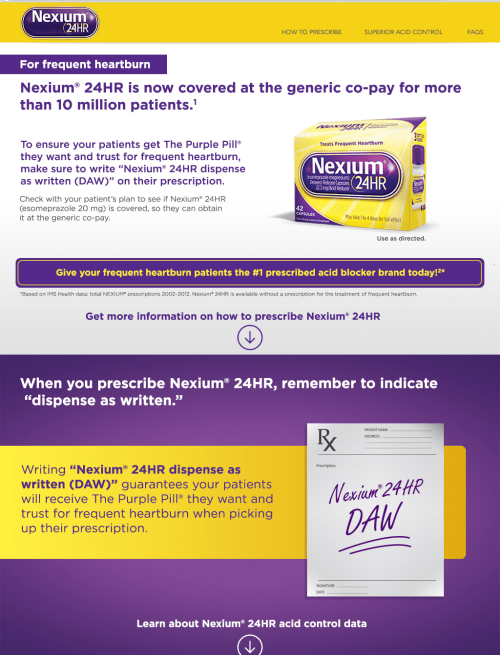 small resolution of learn about prescribing nexium 24hr