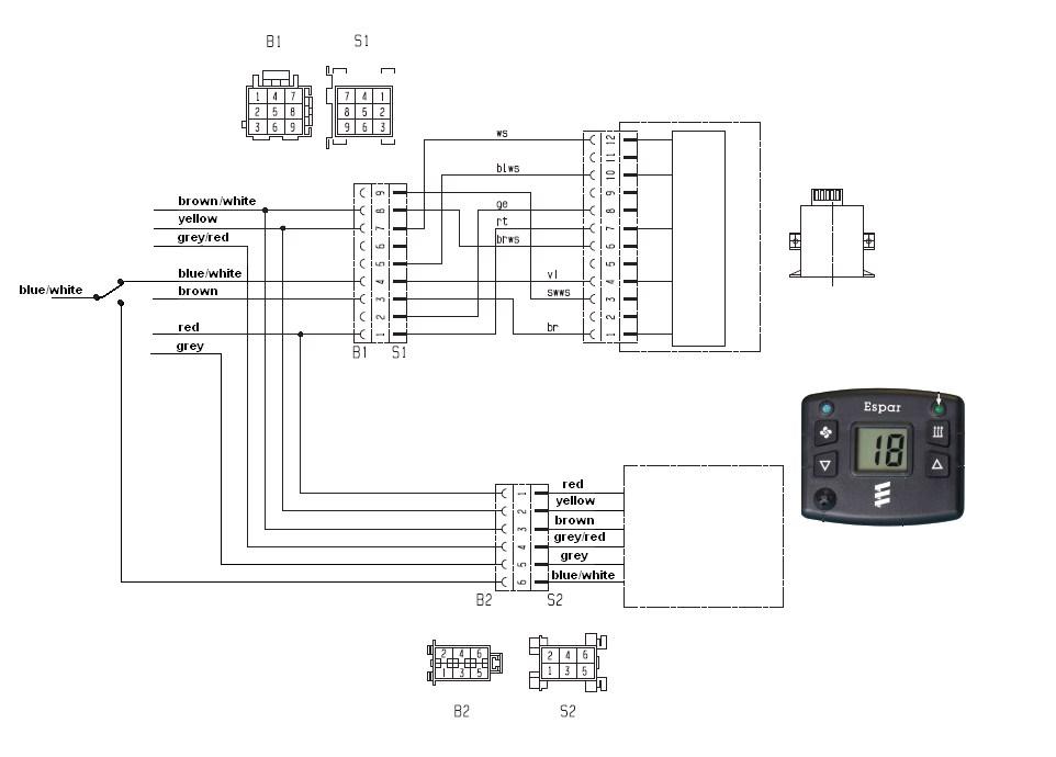Eberspacher D2 Controller Verkabelung » helcessbezti.ml