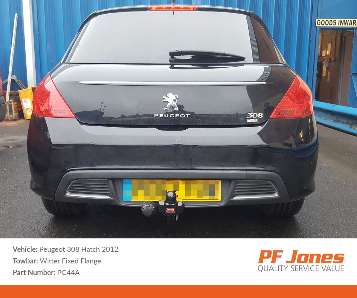 hight resolution of peugeot towbar wiring diagram