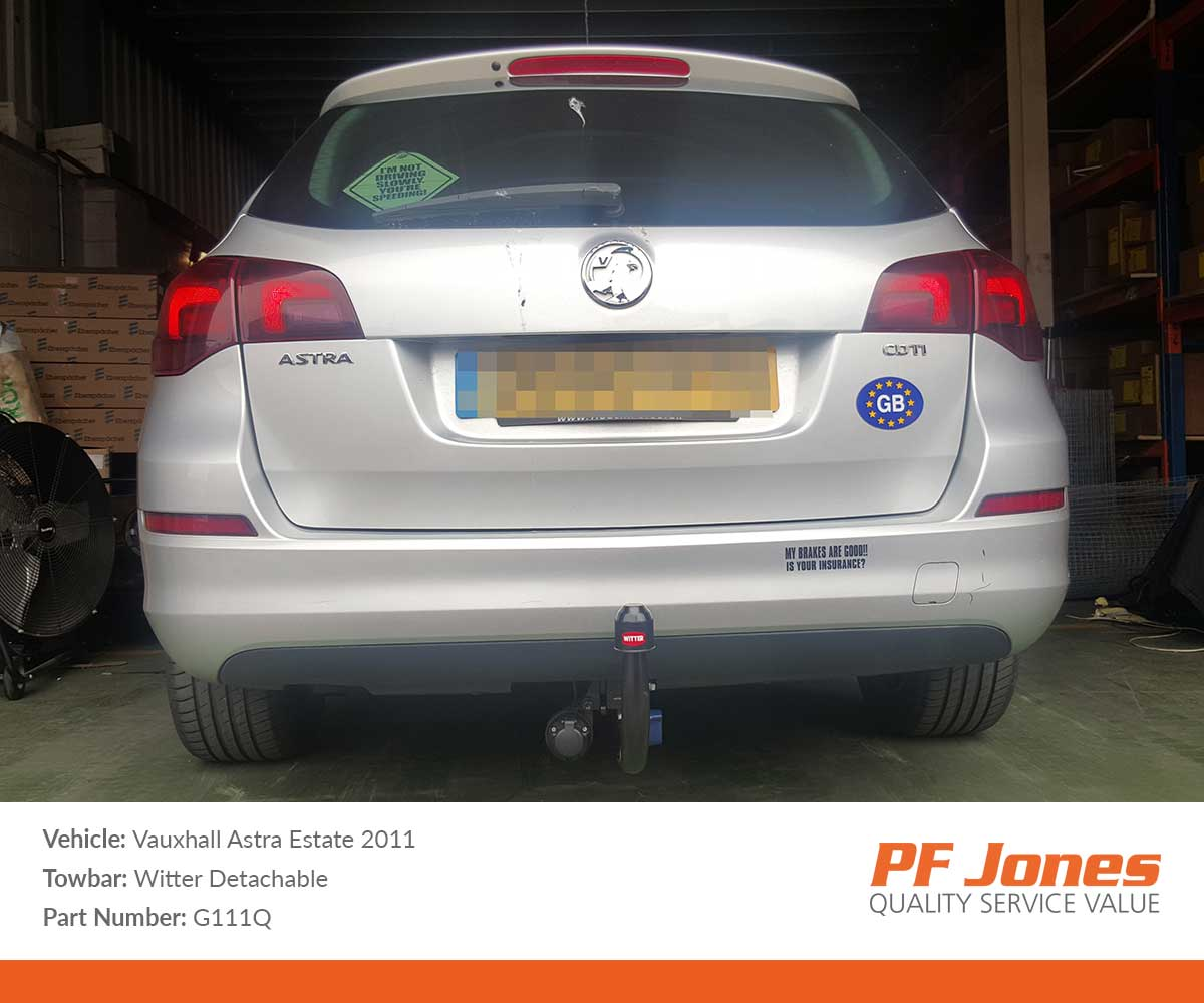 vauxhall astra j towbar wiring diagram 2006 silverado sports tourer 2010 2015 witter detachable