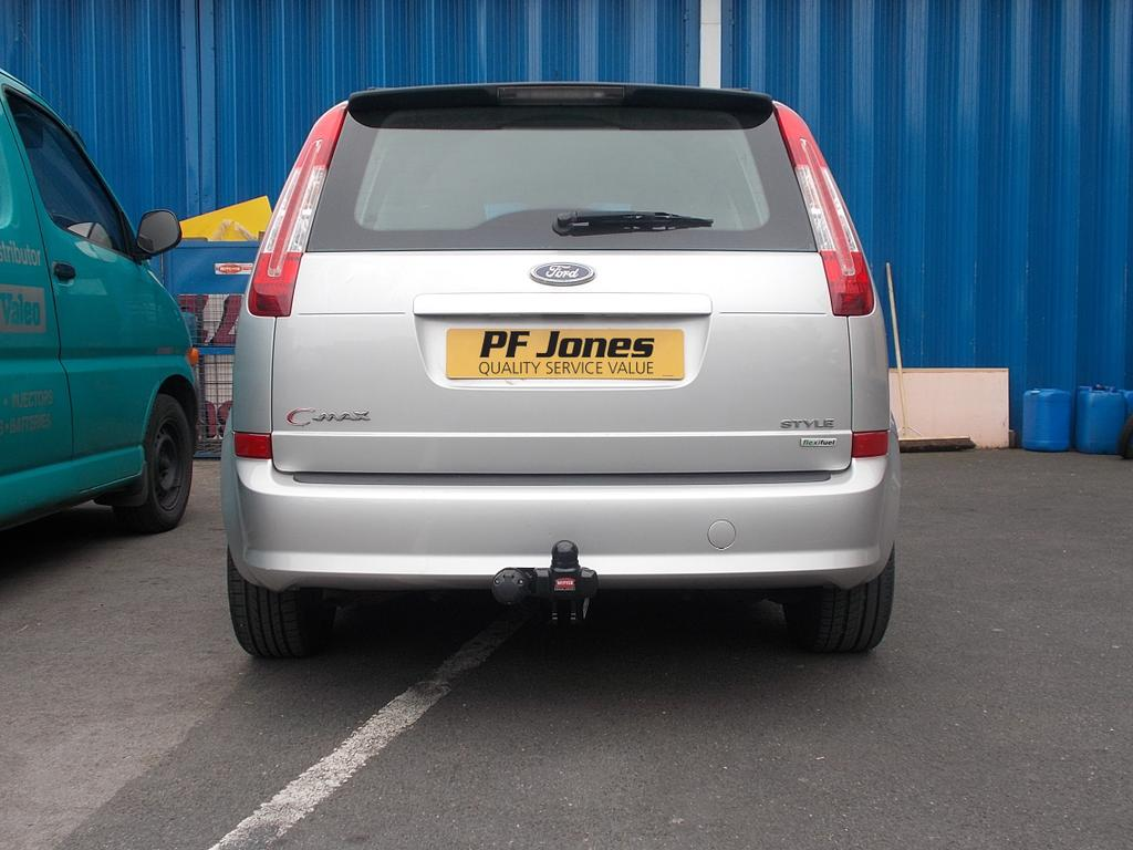 ford s max towbar wiring diagram water cycle without labels c 2007 onwards witter flange tow bar