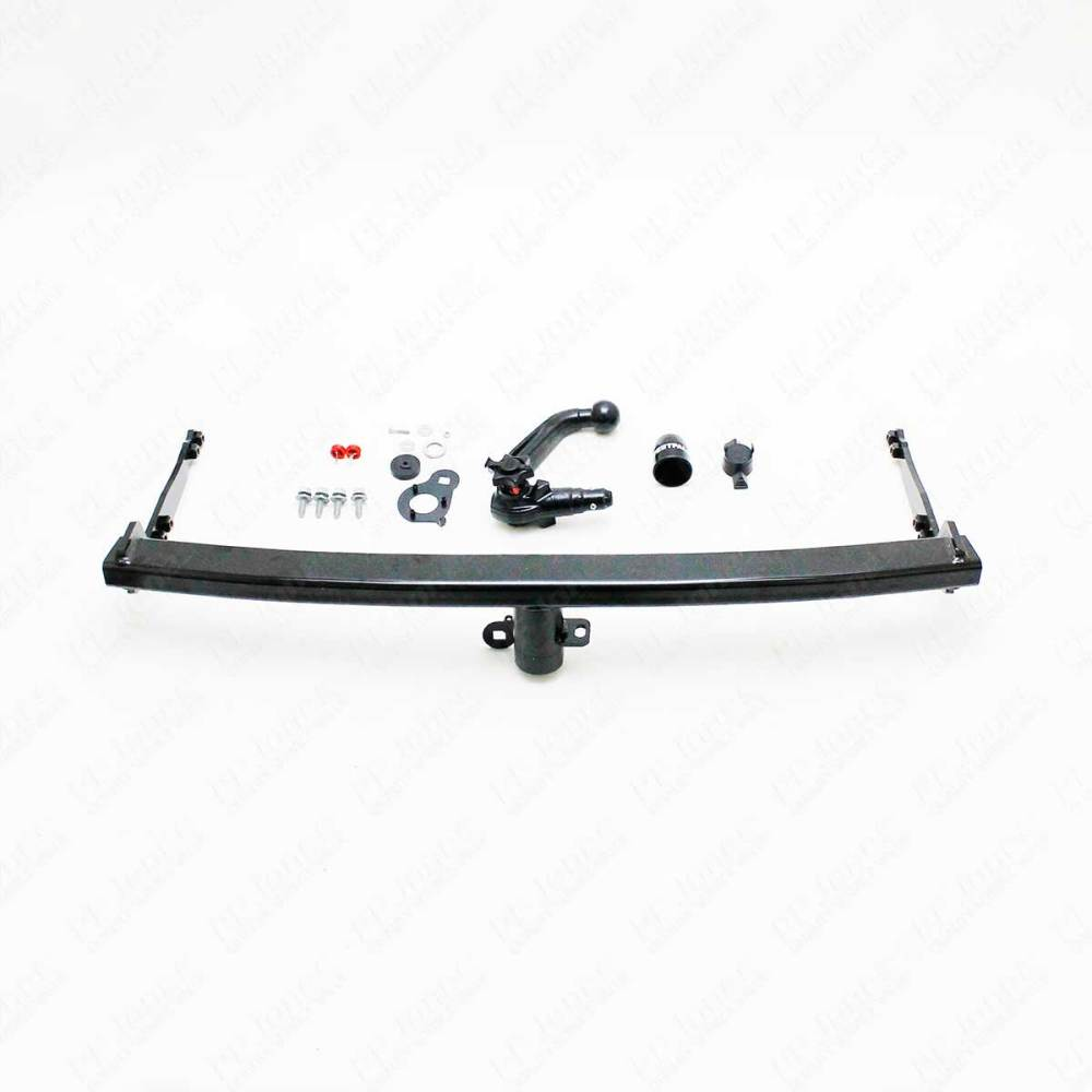 medium resolution of skoda octavia estate 2013 onwards westfalia detachable towbar