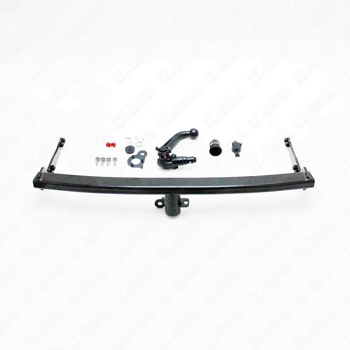 hight resolution of skoda octavia estate 2013 onwards westfalia detachable towbar