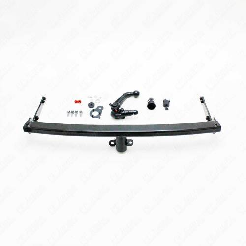 small resolution of skoda octavia estate 2013 onwards westfalia detachable towbar