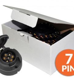 saab 9 5 saloon 10 2010 12 2011 7 pin pf jones dedicated wiring kit [ 1024 x 853 Pixel ]