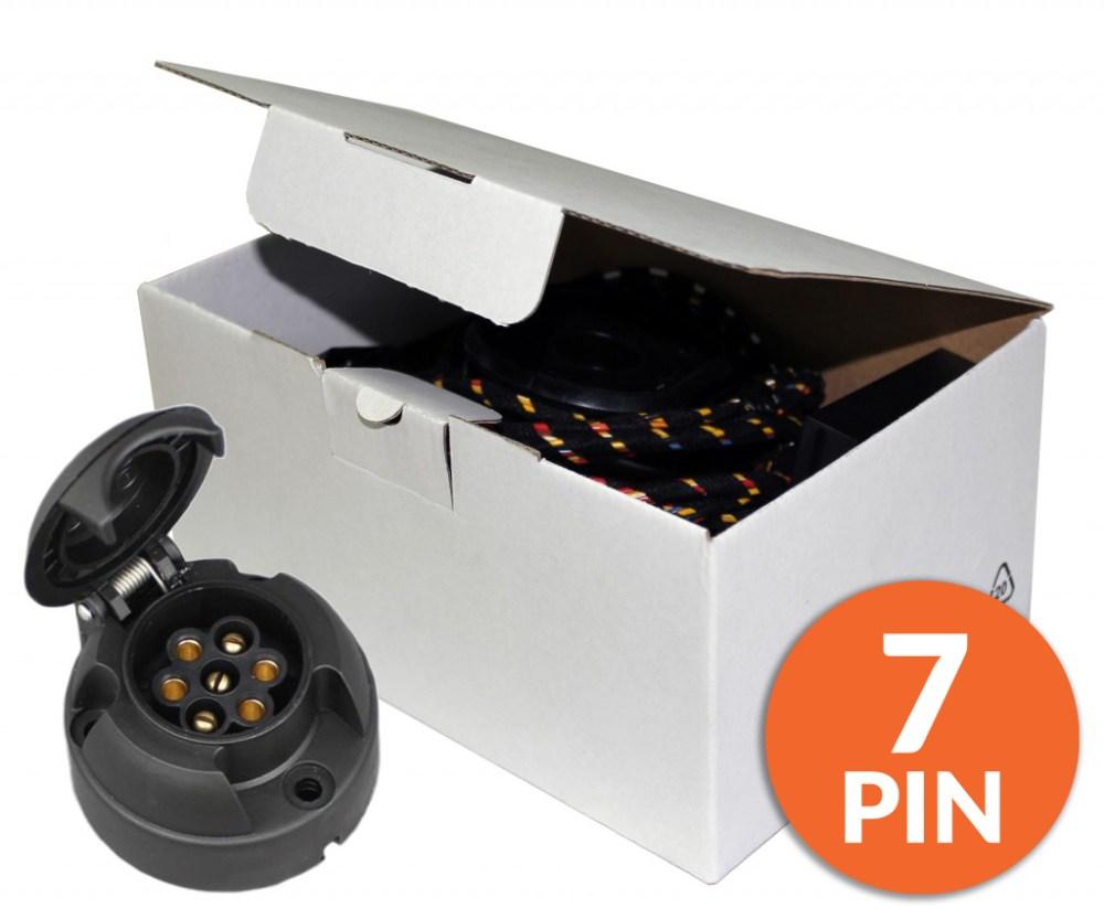 medium resolution of saab 9 5 saloon 10 2010 12 2011 7 pin pf jones dedicated wiring kit