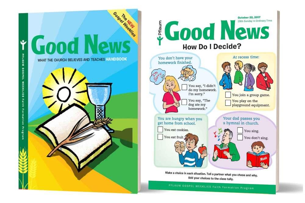 medium resolution of Good News (Grades 2–3) – Pflaum Publishing Group