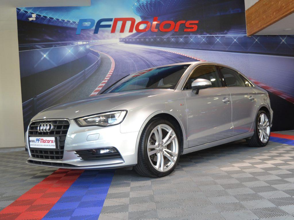 Audi A3 Berline S-Line 2.0 TDI 150 S-Tronic GPS Xénon - Pf Motors