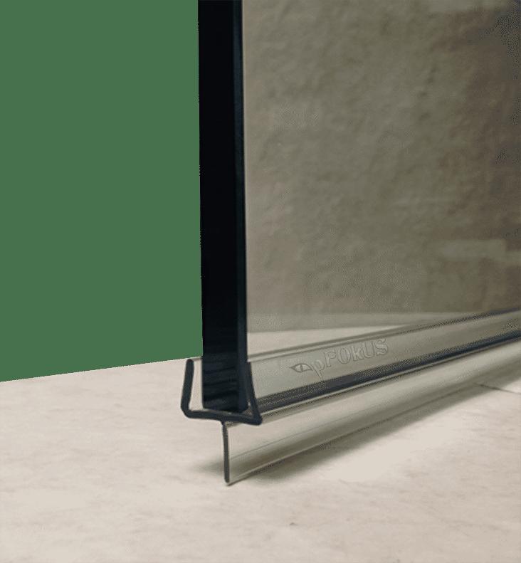 DS32225 Frameless Shower Door Sweep  Shower Sweeps  pFOkUS
