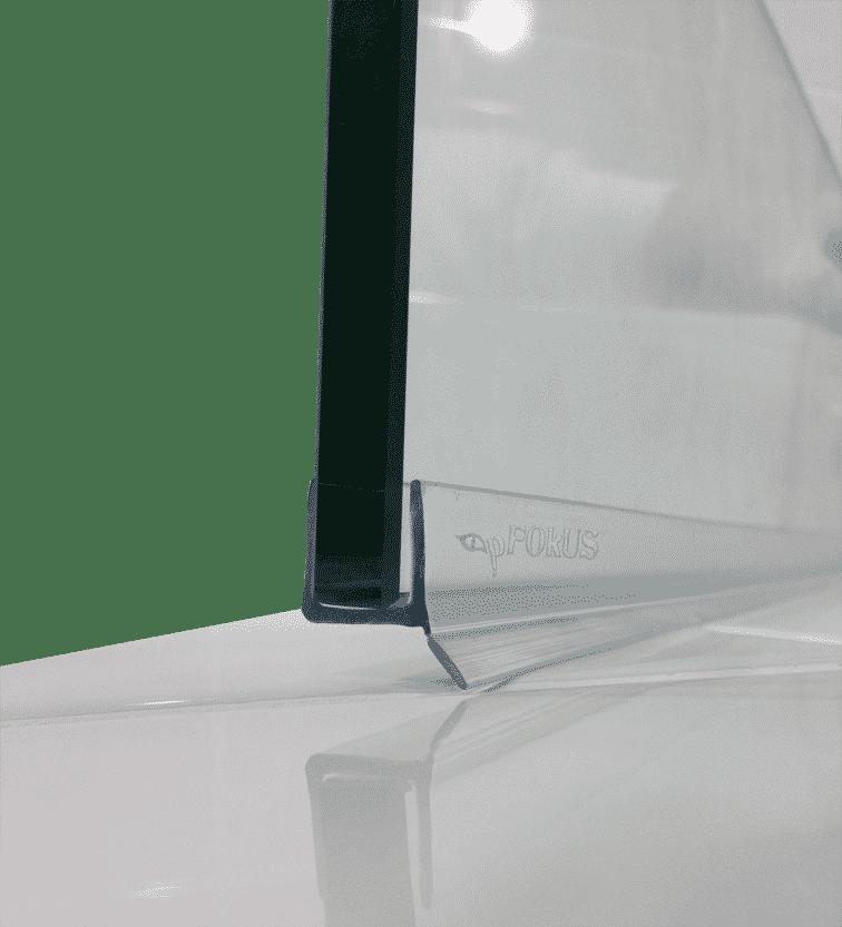 DS9382 Frameless Shower Door Sweep  Shower Sweeps  pFOkUS