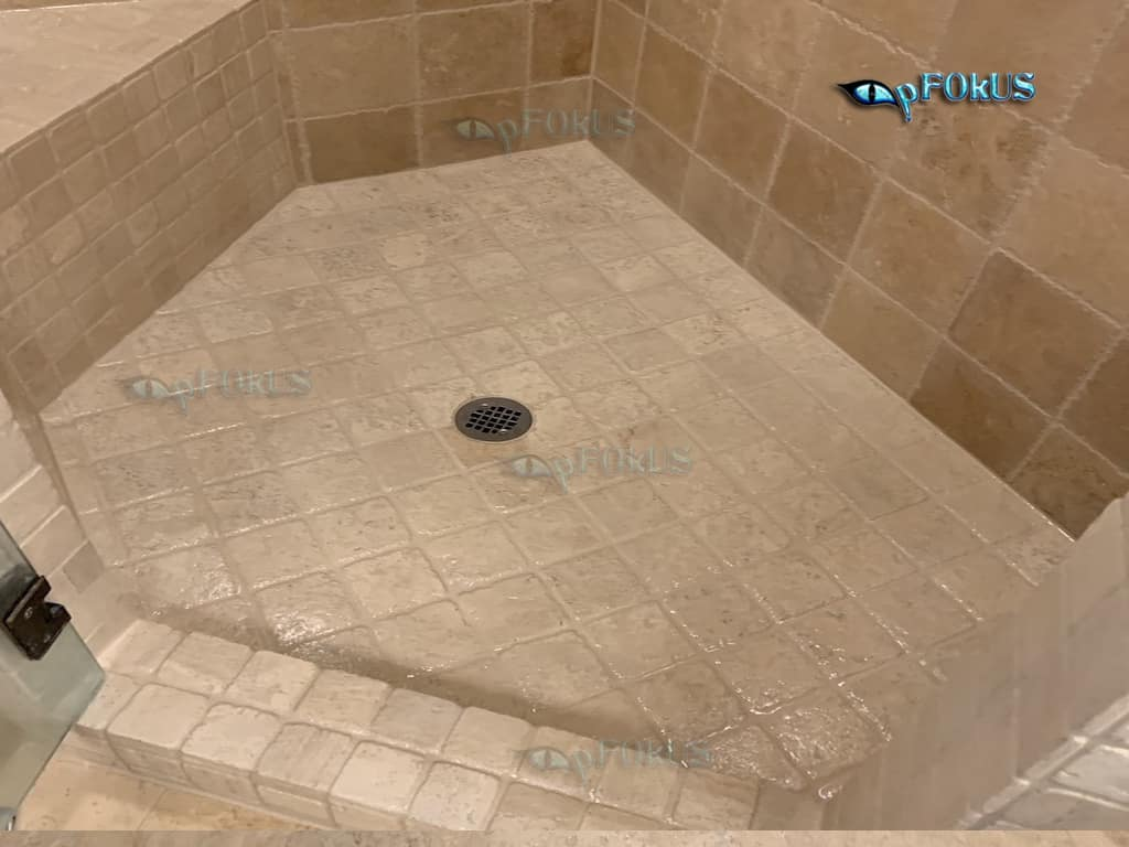 tips to clean your shower tile tub