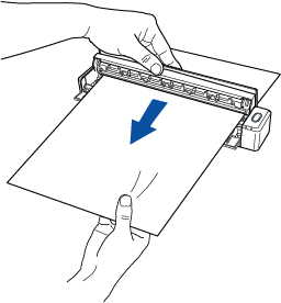 Removing a Jammed Document