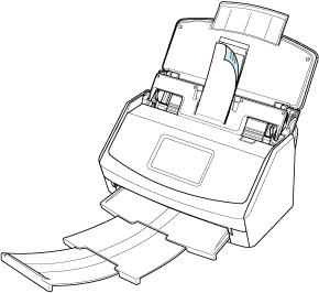 Scanning Documents such as Receipts in One Go