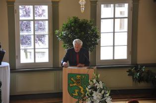 Festakt Vortrag Prof. Heiland