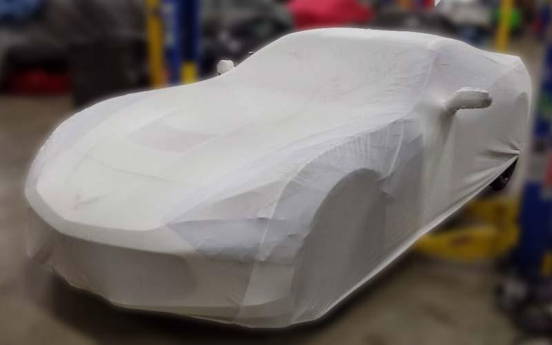 Custom Fit Car Cover For C7 Corvette Stingray Or Z06 PFYC